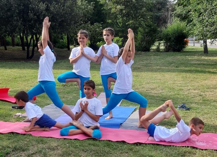 Международен ден на йога 2020г. - онлайн събитие